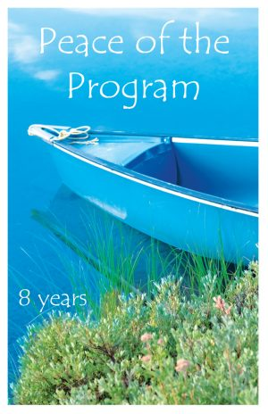 8 year card - Peace of the Program